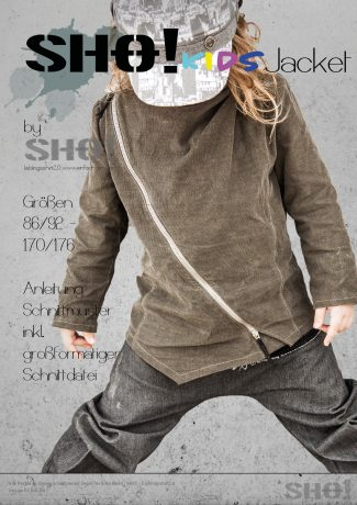 eBook SHO! Jacket KIDS
