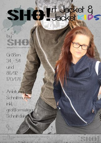 Kombi eBook SHO!rt Jacket & SHO! Jacket KIDS